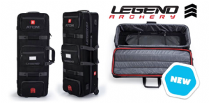 Legend Recurve Atom Case with Wheels